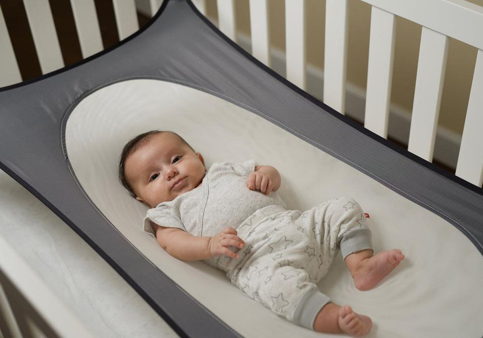 Crescent Womb Infant Safety Bed - Breathable & Strong Material