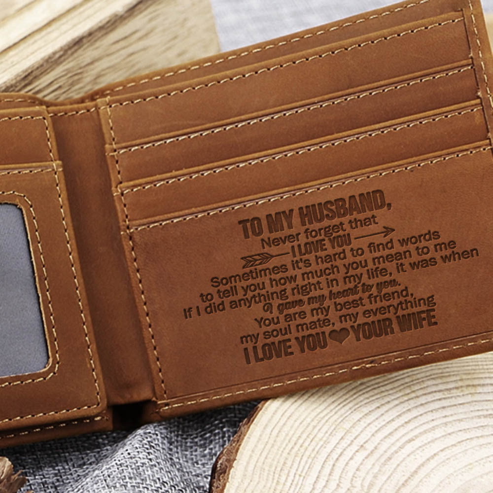 Wallet For Husband - CLW104