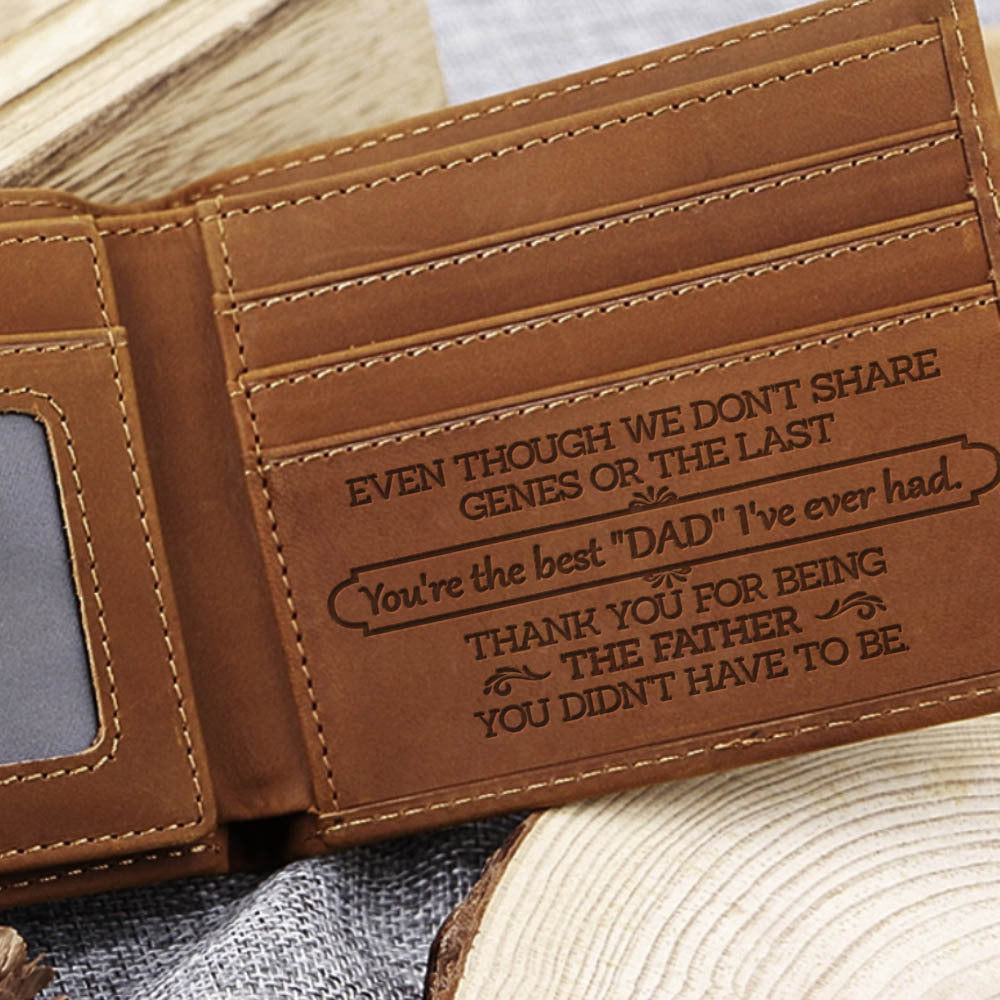 Wallet For Stepdad - CLW118