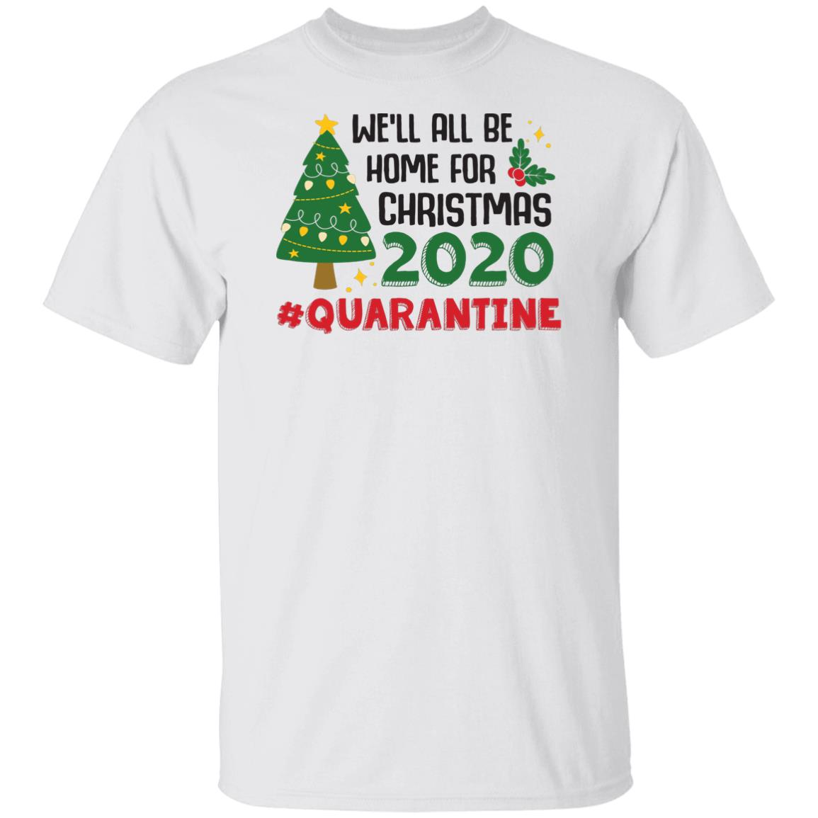 Christmas 2020 Family Shirts - CSCC105
