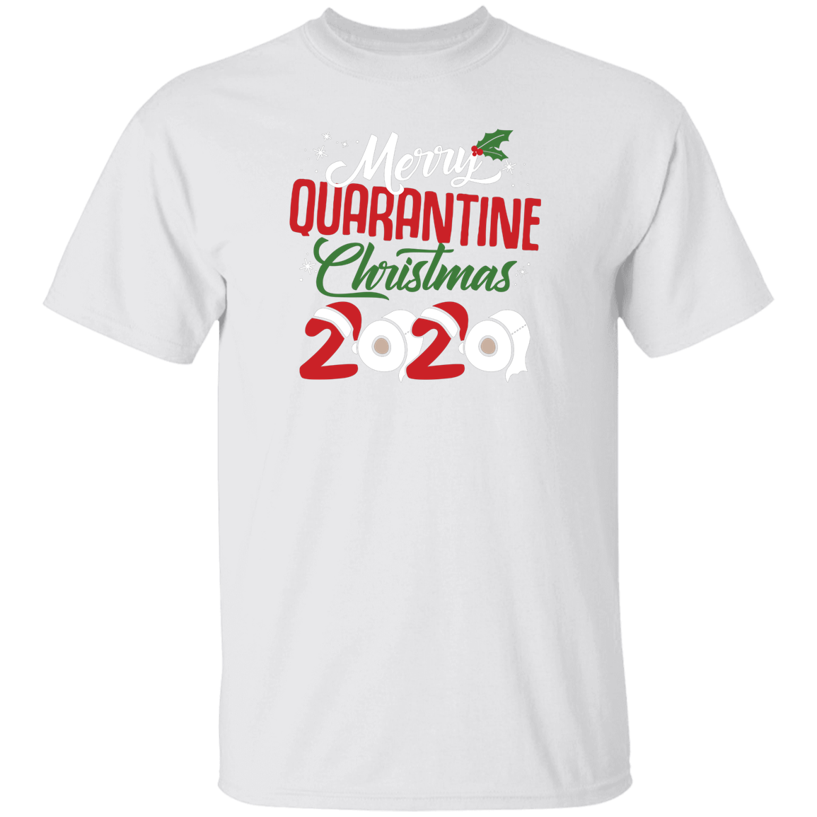 Merry Quarantine Christmas Family Shirts - CSCC107