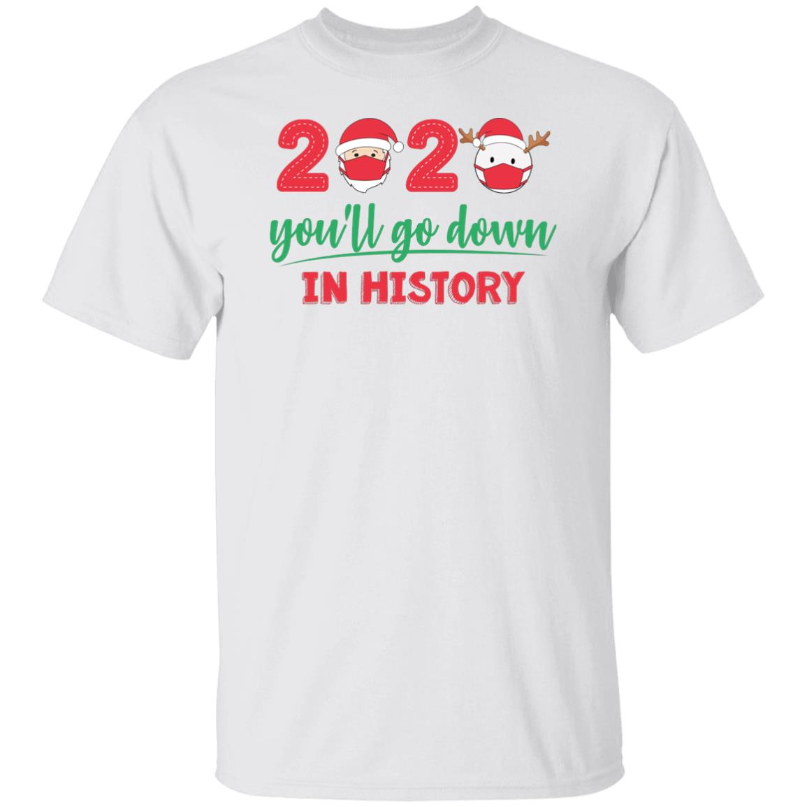 Christmas 2020 Family Shirts - CSCC103