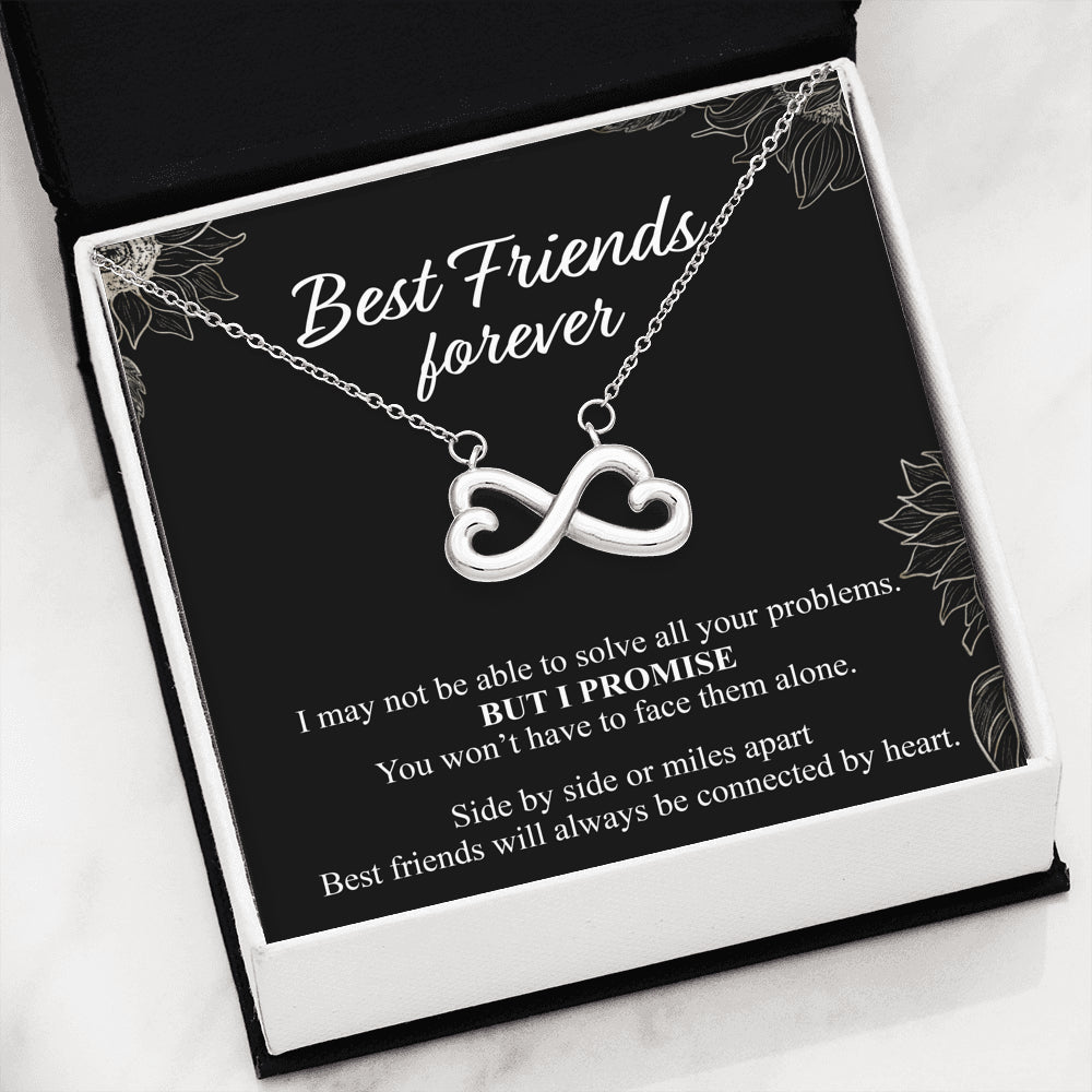 Best Friends Forever Infinity Necklace