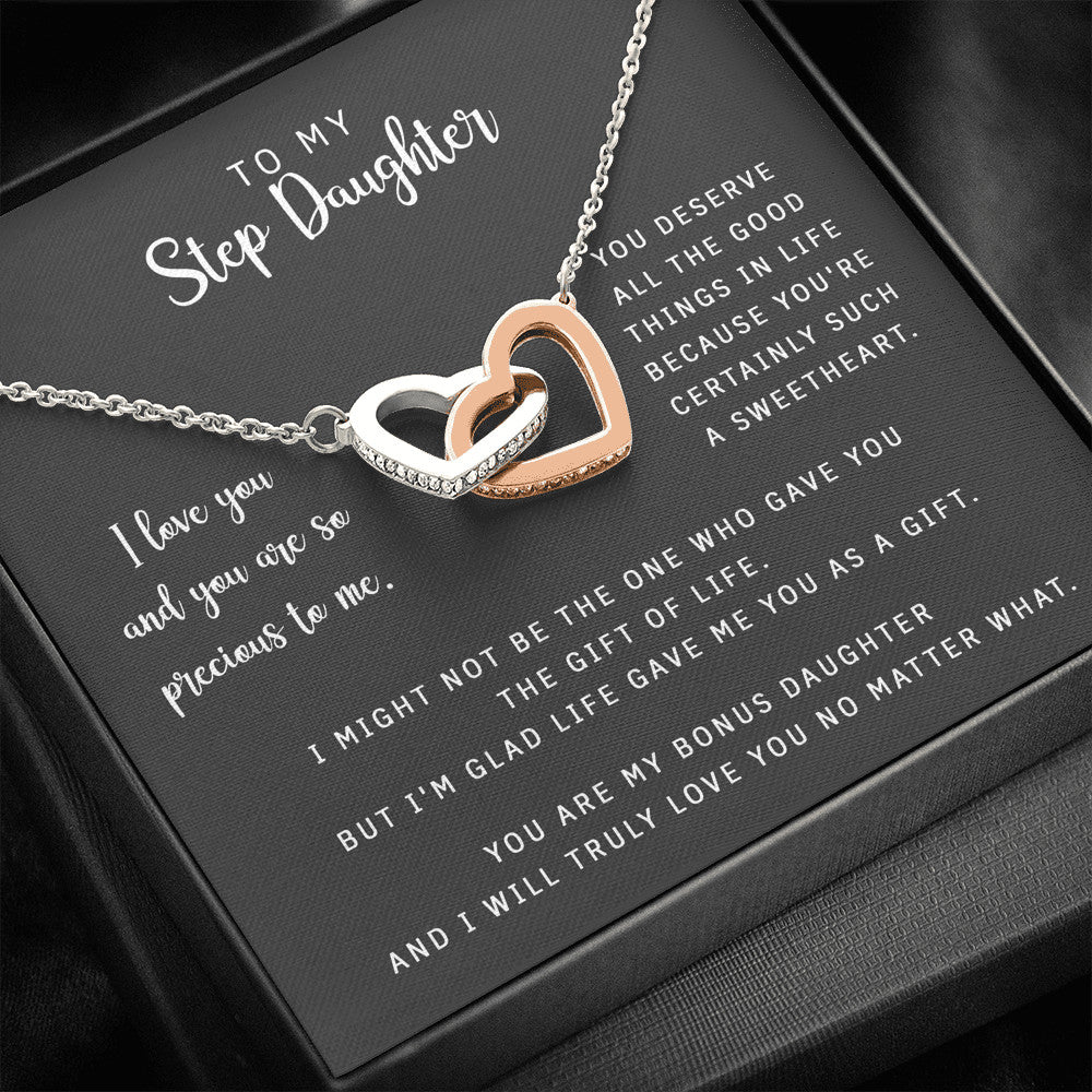 Necklace for Stepdaughter - SO001A