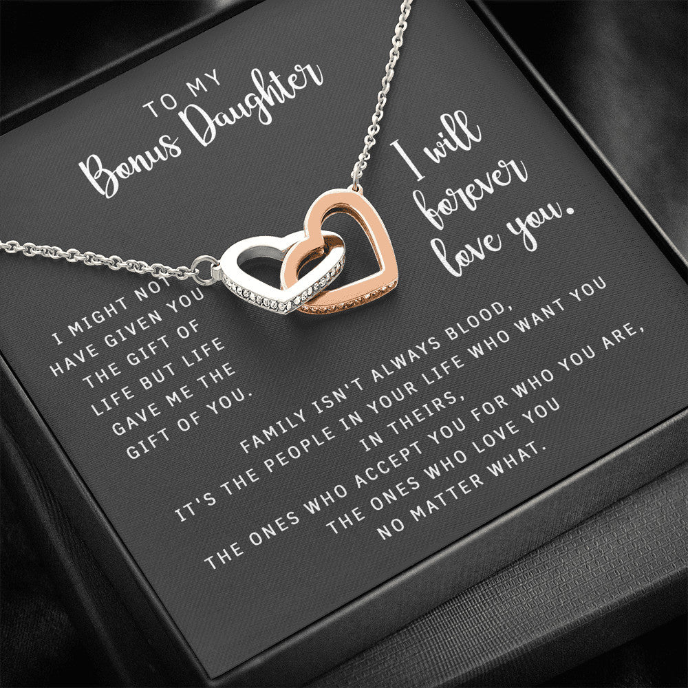 Necklace for Stepdaughter - SO002A