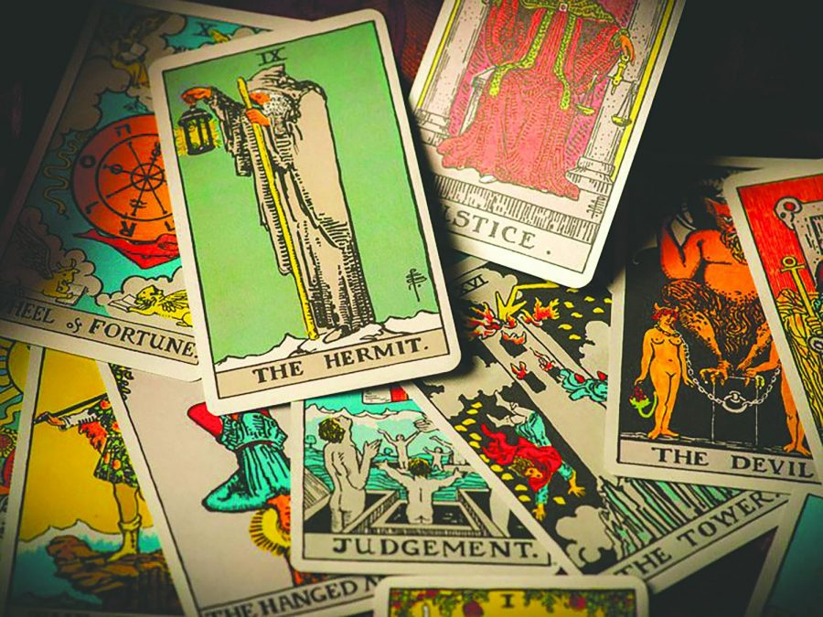 The Power of the Tarot for all who want it ....