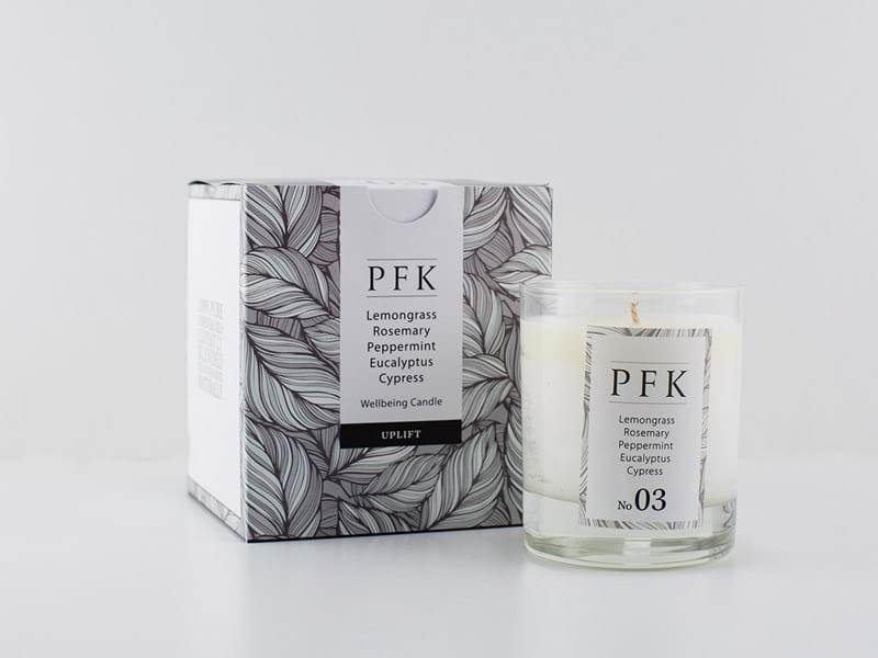 PFK Well-being candle NO.3 - Uplift