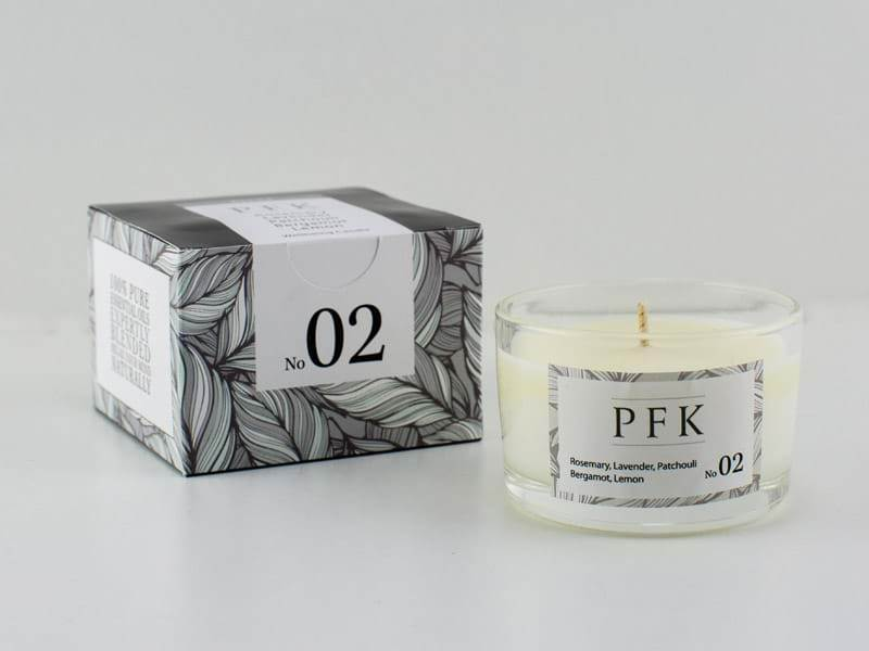 PFK Well-being candle NO.2 - Relax
