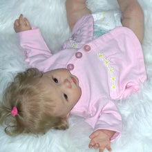 Laden Sie das Bild in den Galerie-Viewer, Realistic 20'' Little Cute Scarlett Reborn Baby Doll Girl- So Truly Lifelike Baby