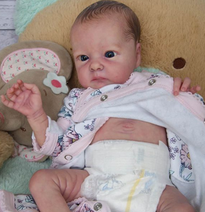 "18"" Donna Realistic Reborn Baby Girl"