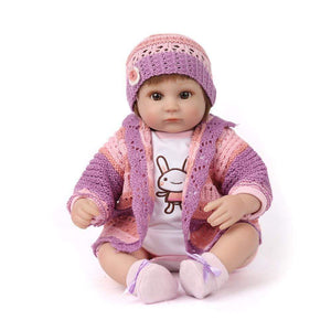 "16"" Little Madison : Reborn Baby Doll Girl - rebornbabygirl"