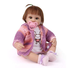"Laden Sie das Bild in den Galerie-Viewer, 16"" Little Madison : Reborn Baby Doll Girl - rebornbabygirl"