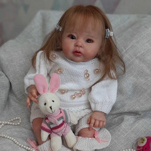 20'' Anne Realistic Reborn Baby Girl