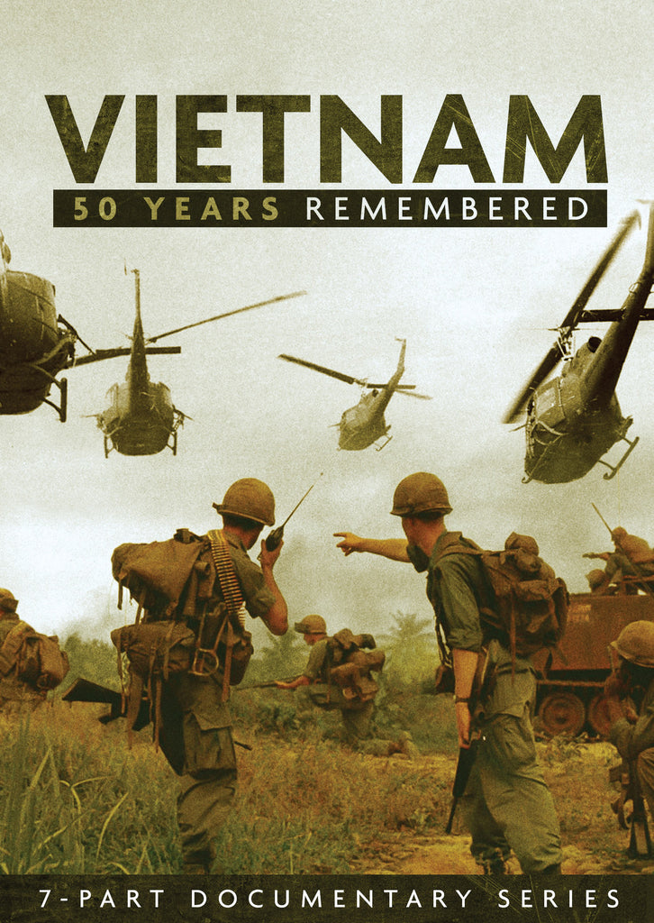 Ultimate Vietnam - 50 Years Remembered DVD