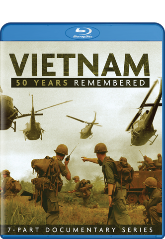 Ultimate Vietnam - 50 Years Remembered - Blu-Ray