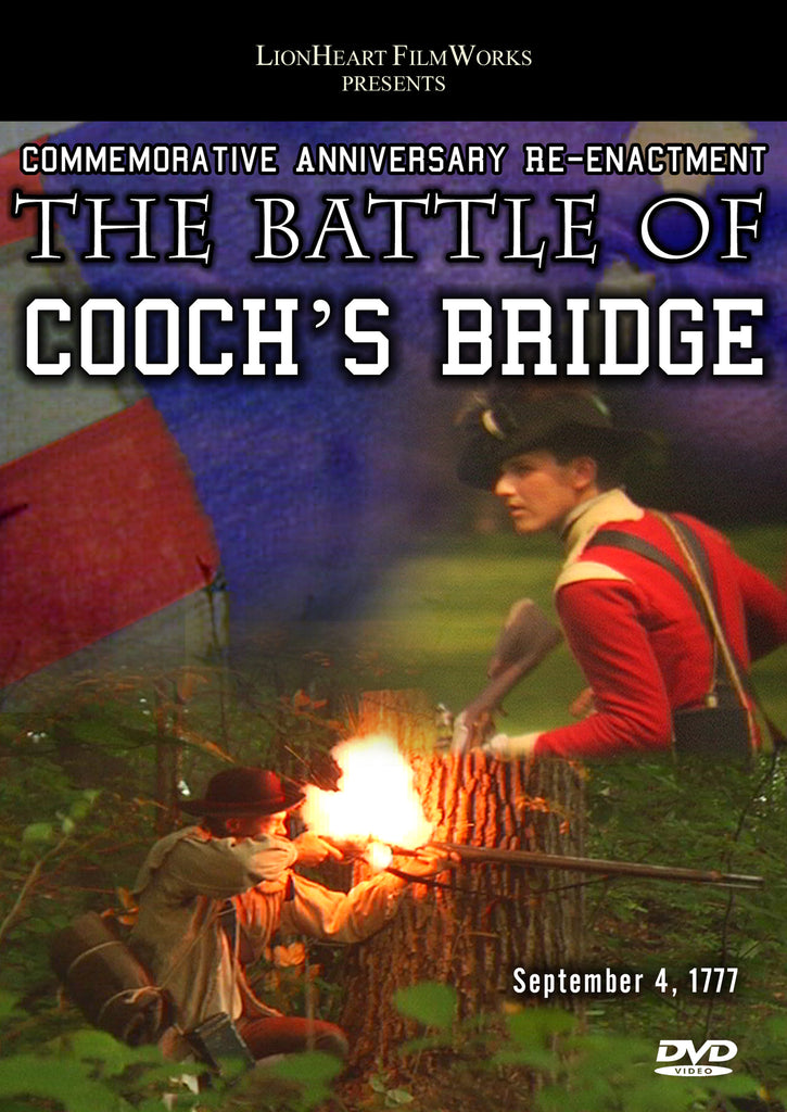 """The Battle of Cooch's Bridge"" Anniversary film"