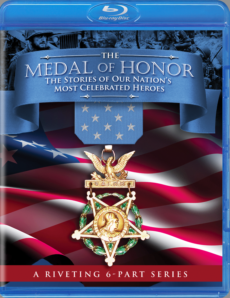"""The Medal of Honor"" Blu-Ray 6-part Documentary Series"