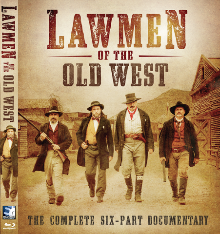 """Lawmen of the Old West"" Blu-Ray - The Complete Series"