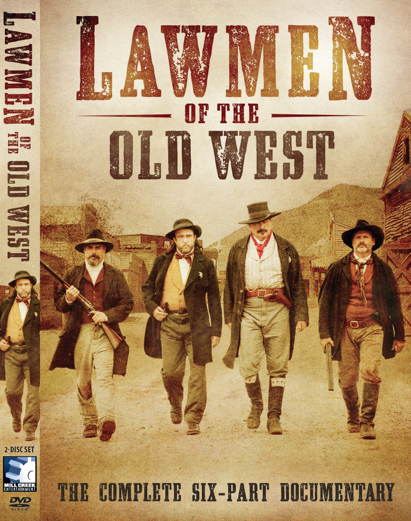 """Lawmen of the Old West"" The Complete Series"