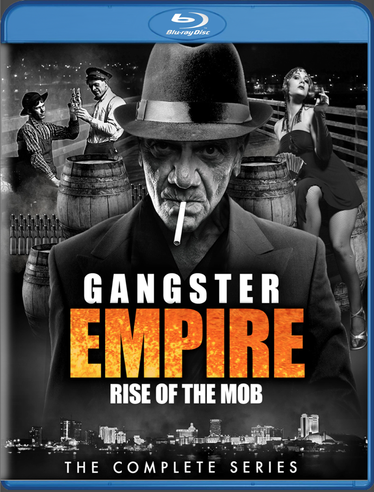 """Gangster Empire: Rise of the Mob"" Blu-Ray - The Complete Series"
