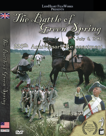 """The Battle of Green Spring"" 225th Anniversary Battle"