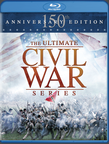 """The Ultimate Civil War Series"" 150th Anniversary Edition - Blu-Ray"