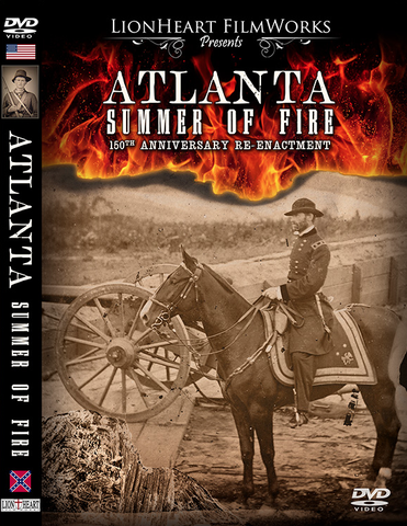 """Atlanta: Summer of Fire"" 150th Commemorative"