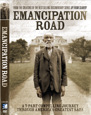 """Emancipation Road"" 7-part Complete Series DVD"
