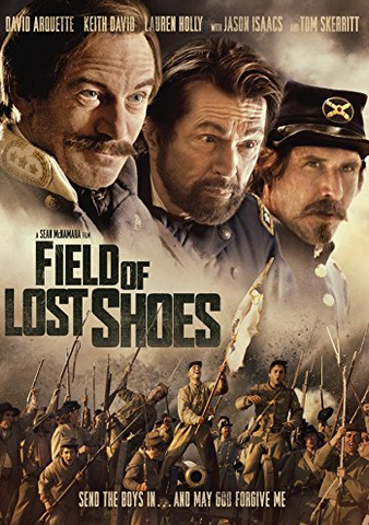 """Field of Lost Shoes"" motion picture DVD"