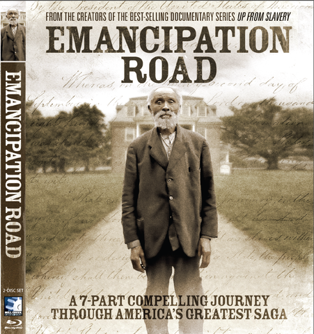 """Emancipation Road"" 7-part Series - Blu-Ray"