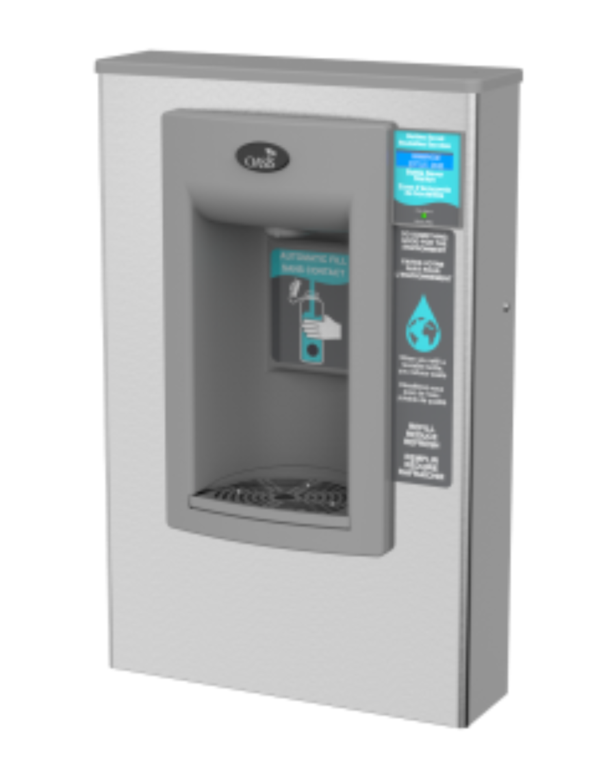 Oasis - SURFACE MOUNTED ELECTRONIC BOTTLE FILLER
