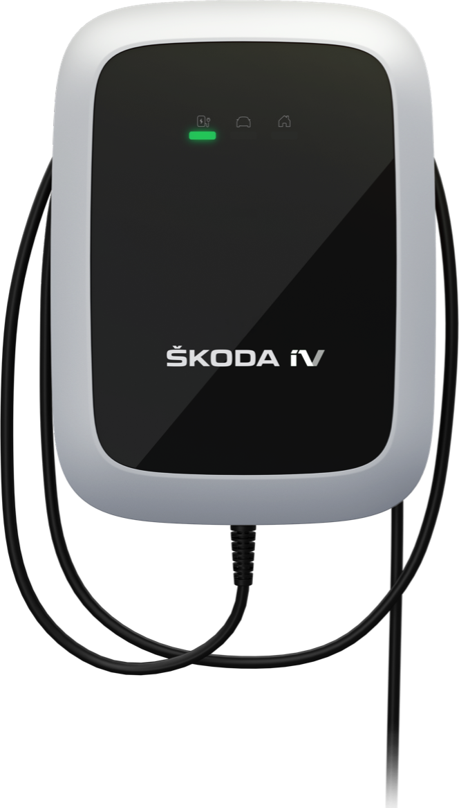ŠKODA iV Charger Connect