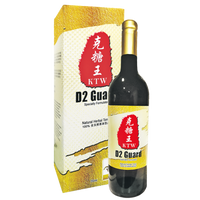克糖王 Ktw D2 Guard (4 x 750ml) Bundle Package 4x