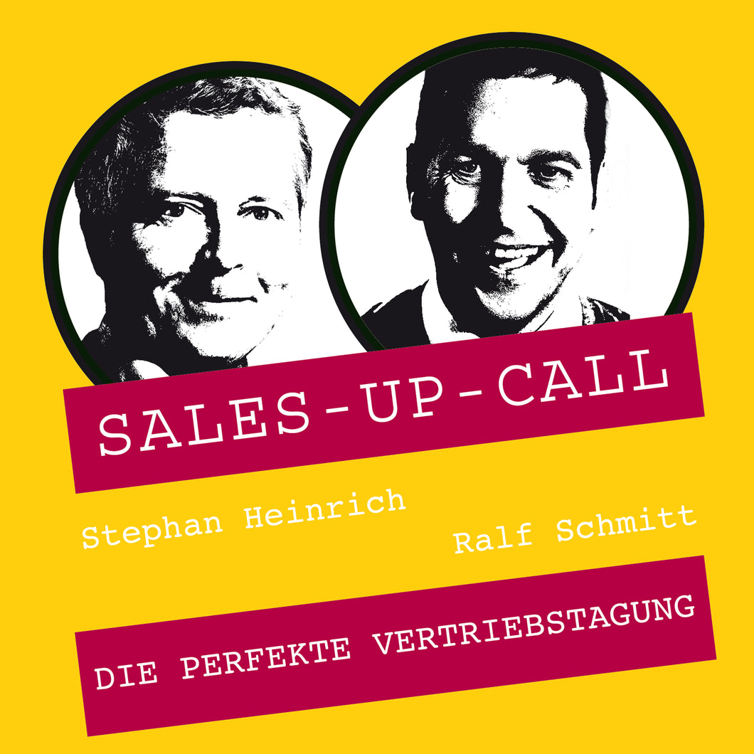 Die perfekte Vertriebstagung - Sales-up-Call - Stephan Heinrich