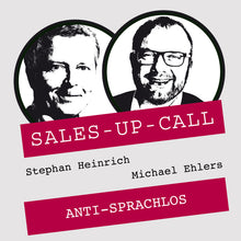 Laden Sie das Bild in den Galerie-Viewer, Anti-Sprachlos - Sales-up-Call - Stephan Heinrich