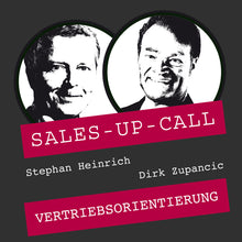 Laden Sie das Bild in den Galerie-Viewer, Vertriebsorientierung - Sales-up-Call - Stephan Heinrich