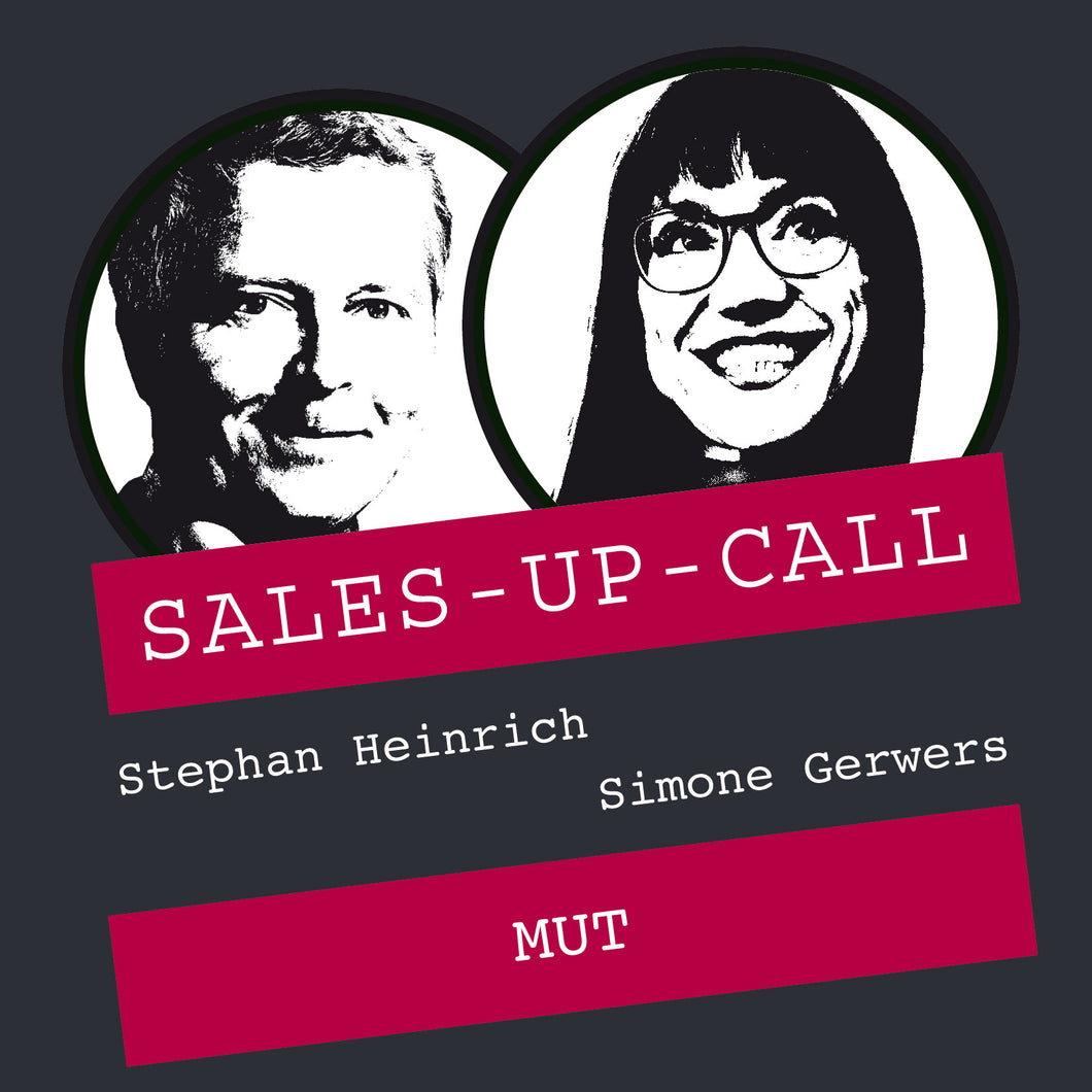 Mut - Sales-up-Call - Stephan Heinrich
