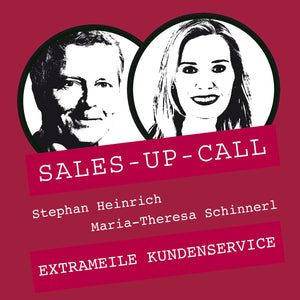 Extrameile Kundenservice - Sales-up-Call - Stephan Heinrich