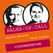 Laden Sie das Bild in den Galerie-Viewer, Videomarketing - Sales-up-Call - Stephan Heinrich