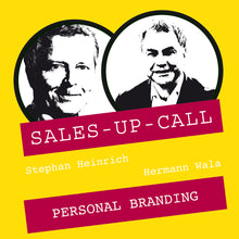 Laden Sie das Bild in den Galerie-Viewer, Personal Branding - Sales-up-Call - Stephan Heinrich