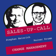 Laden Sie das Bild in den Galerie-Viewer, Change Management - Sales-up-Call - Stephan Heinrich