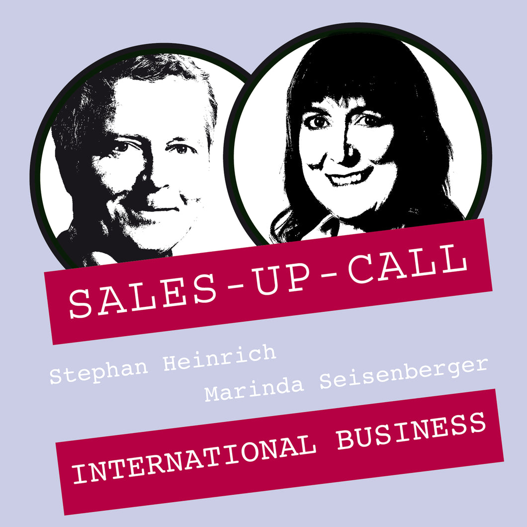 International Business - Sales-up-Call - Stephan Heinrich