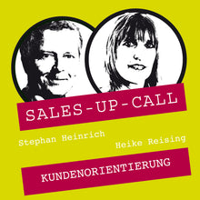 Laden Sie das Bild in den Galerie-Viewer, Kundenorientierung - Sales-up-Call - Stephan Heinrich