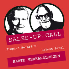 Laden Sie das Bild in den Galerie-Viewer, Harte Verhandlungen - Sales-up-Call - Stephan Heinrich