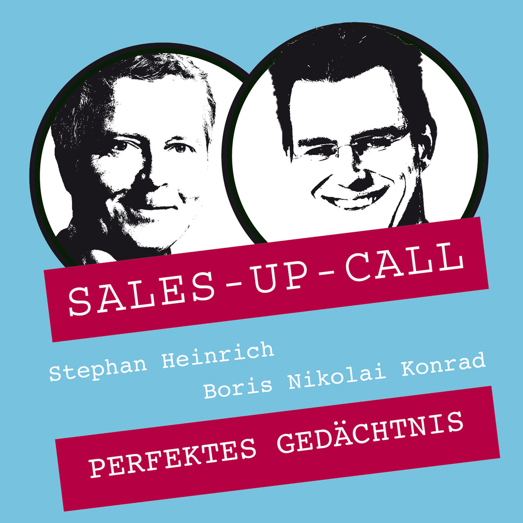 Perfektes Gedächtnis - Sales-up-Call - Stephan Heinrich