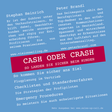 Laden Sie das Bild in den Galerie-Viewer, Cash oder Crash - Sales-up-Call - Stephan Heinrich