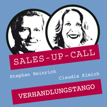 Laden Sie das Bild in den Galerie-Viewer, Verhandlungs-Tango - Sales-up-Call - Stephan Heinrich