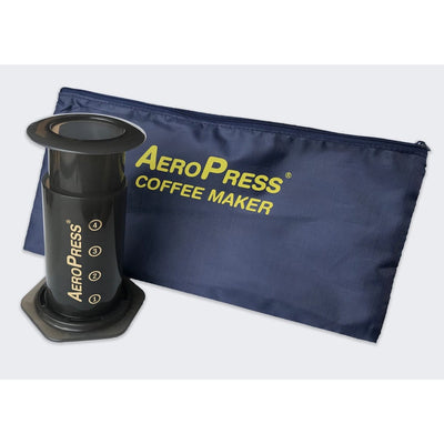 AeroPress and Tote Bag