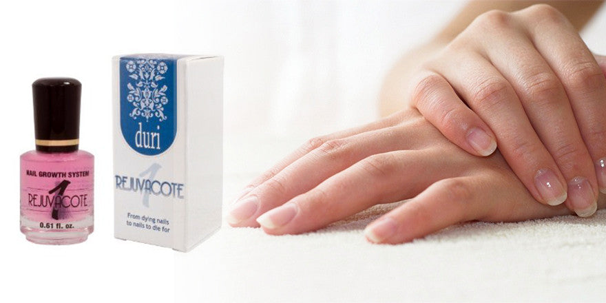 How Do I Apply Rejuvacote - The Nail Growth Miracle from Duri Cosmetic