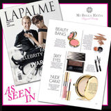 Bella Reina Cosmetics in La Palme Magazine